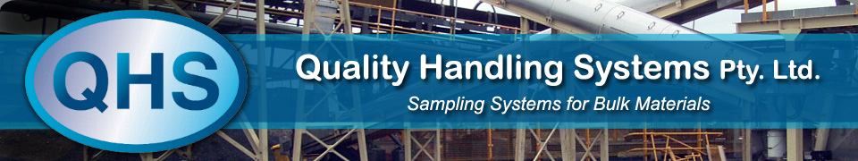 QHS - Quality Handling Systems - Sampling Systems for Bulk Materials